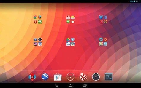 Android NovaLauncher