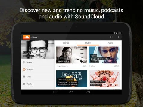 how to listen to music offline free android