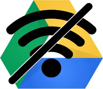 google drive no net