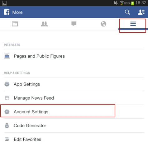 candy crush disable facebook