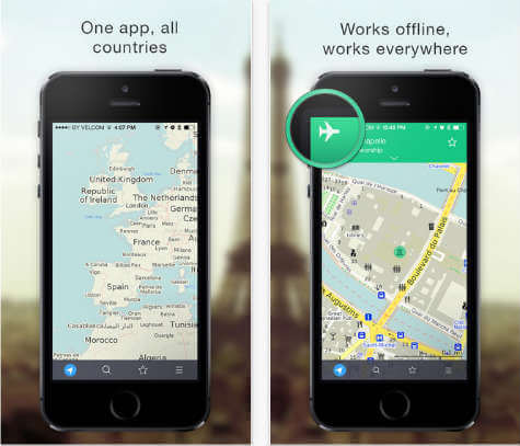 Top 5 Offline Map Apps for iPhone to Save Data Plan | Mashtips