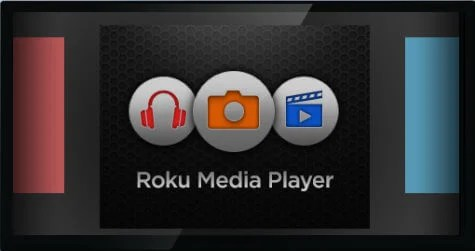 Roku Media Player