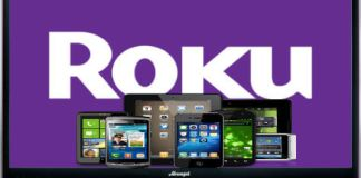 stream smartdevices to Roku