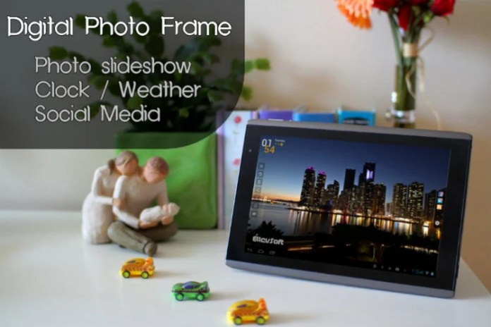 Android Digital Photo Frame Apps