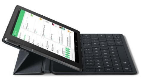 google nexus 9 keyboard