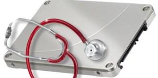 SSD Health Performance Check
