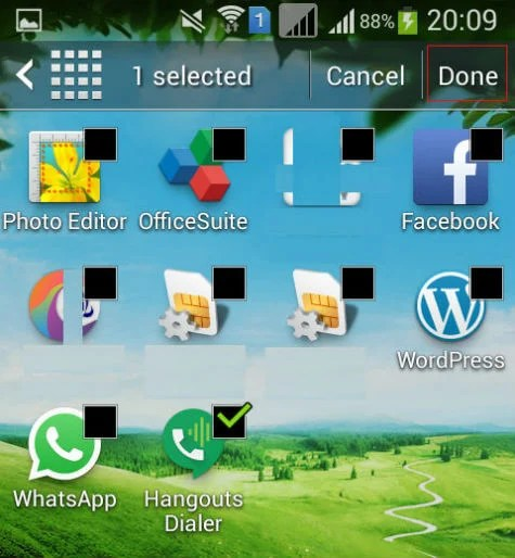 How to Hide Unwanted Apps from Android Screen without Uninstalling