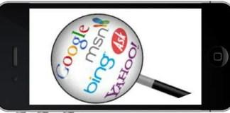 ios8 spotlight search engine