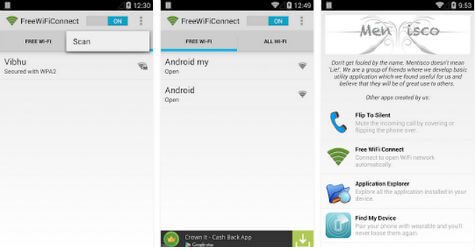 12 Best Android WiFi Tools and Android Network& Hotspot Finders