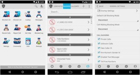 Call Blocker - Blacklist App