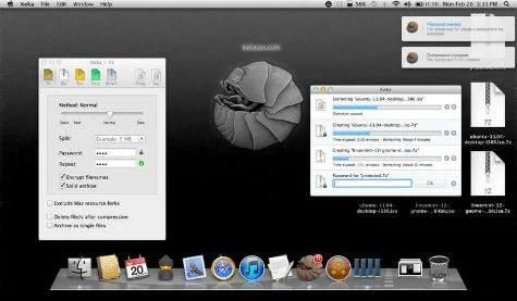 keka mac app
