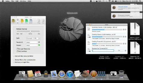 open 7z on mac