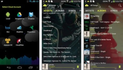 Best 4 Android Apps to Stream Music from Cloud in Offline