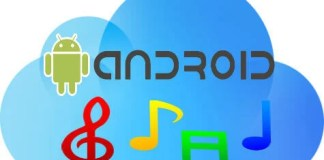 android cloud music player