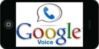 google voice iDevice
