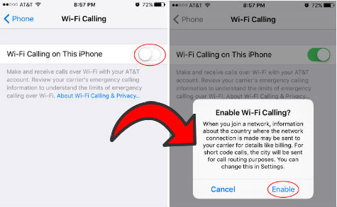 How to Enable WiFi Calling on iPhone & Android? | Mashtips