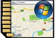 windows offline map