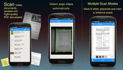 Android Fast Scanner