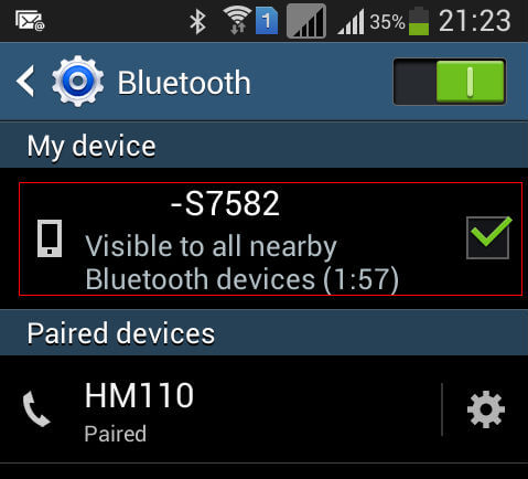 android marshmallow bluetooth