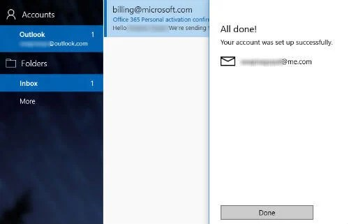 How to Setup iCloud Email on Windows10 Email App | Mashtips