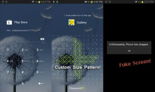 Smart App Lock android app