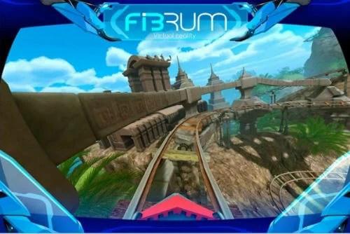 Roller Coaster VR