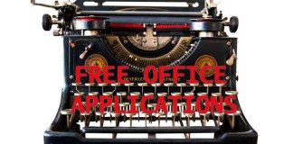 free office applications