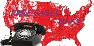 free calls to us