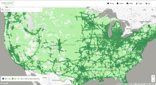 republican wireless coverage