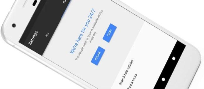 google-pixel-support