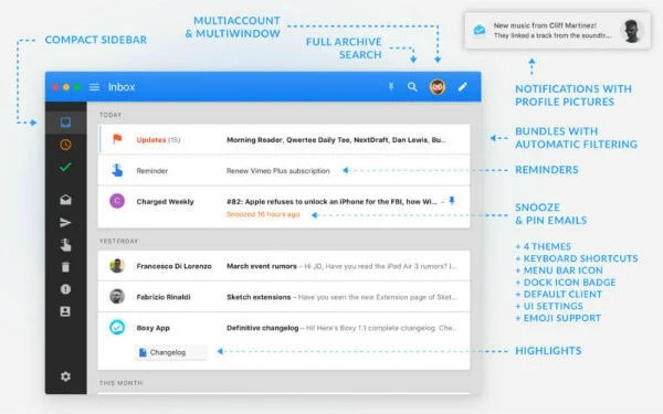 Best Email App For Mac
