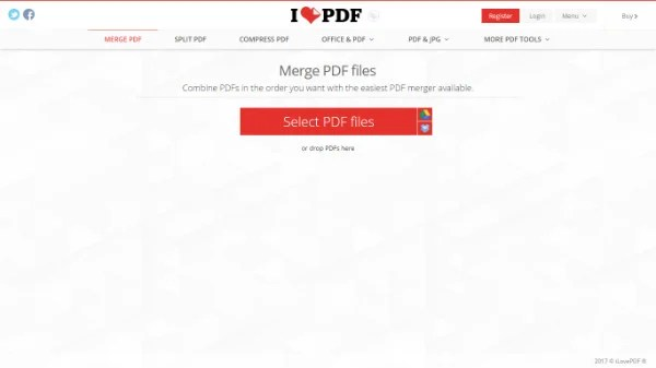 Best 6 Online PDF Merge and PDF Split Tools to Manage PDF