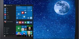 Schedule windows 10 night mode