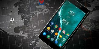 Realtime Location Share Smartphone