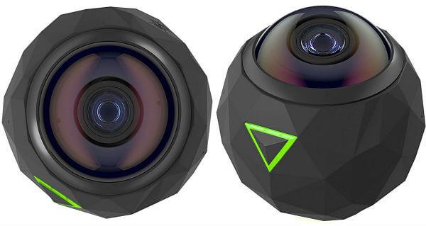 360fly 360 4K Video Camera