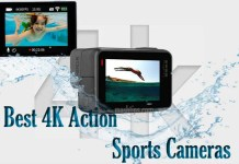 Best 4K Action Sports Cameras