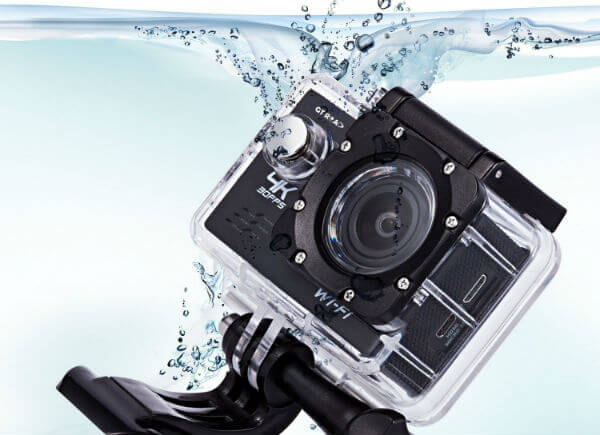 GT ROAD4K Ultra HD Action Camera