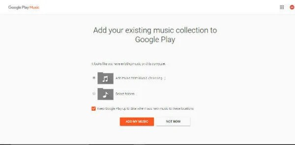 How to Upload Local Music to Google Play Music (Free Account