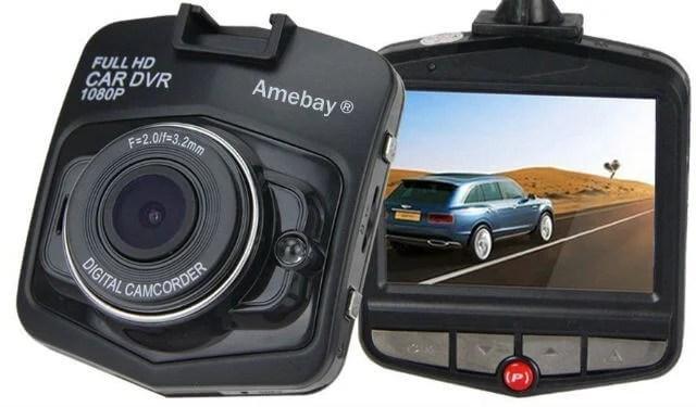 AmebayFHDDashCamDVR Camera