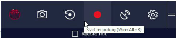 How to use Built in Free Screen Recorder on Windows 10