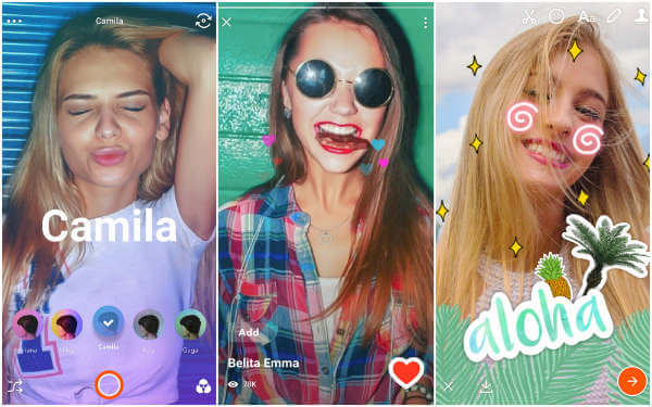 8 Best Selfie App for Android to take Perfect Selfies  | Mashtips