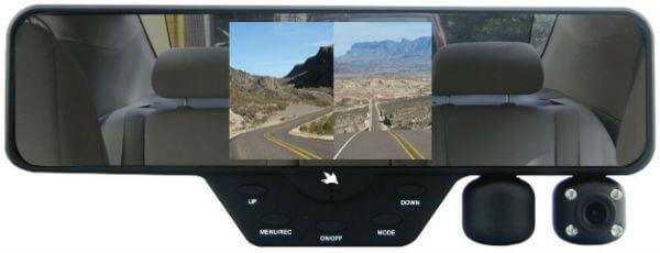 Falcon Zero F360 HD DVR Dual Cam