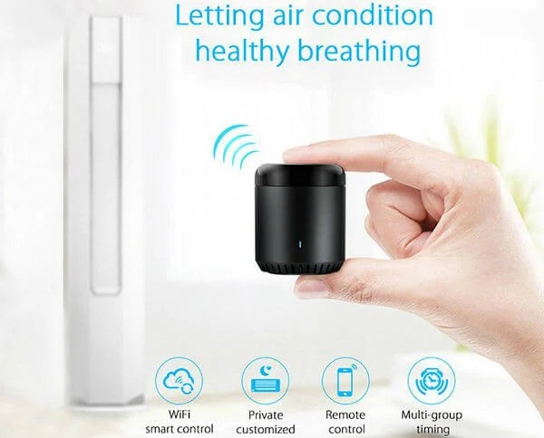 JFA Smart Home Wifi Remote