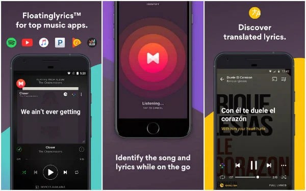 7 Best Music Player With Lyrics For Android And Iphone Mashtips