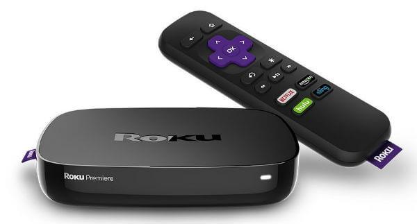 Roku Premiere-HD and 4K UHD