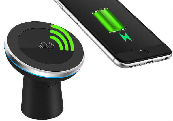Spedal magnetic wireless charger