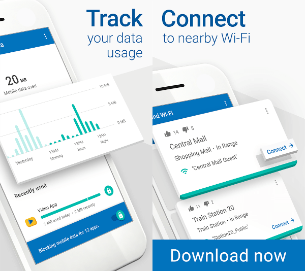 Google Datally WiFi