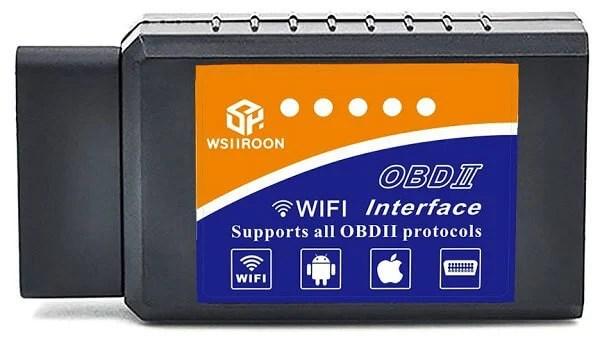 Wsiiroon WIFI OBD scanner