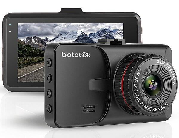 BototekDash Cam