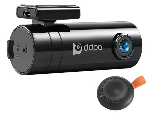 DDPai mini2 Dash Cam